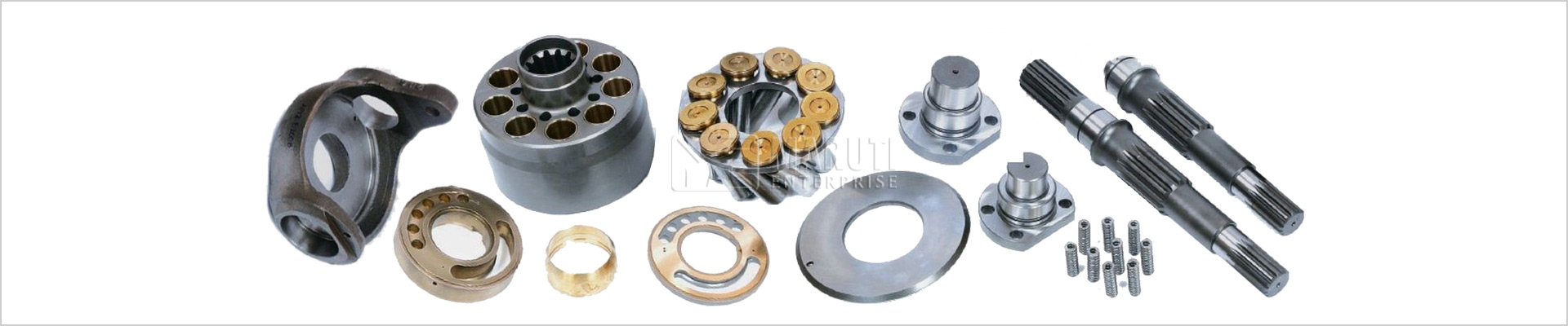 Hydraulic piston pump rotary kit importer in jamnagar gujarat india